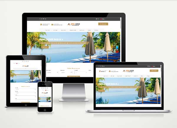 Otel Web Paketi Grand v4.0